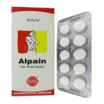 Bahola ALPAIN homeopathy pain relief tablets