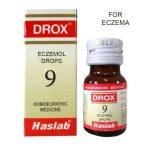 Haslab Drox-9 Eczemol Drops for Eczema