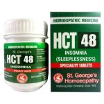 St.George HCT No 48-Insomnia for Sleeplessness
