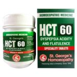 St.George HCT No 60-Dyspepsia Acidity and Flatulence