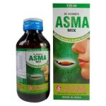 St George Asma Mix for Asthma, wheezing, coughing, chest tightness, and shortness of breath