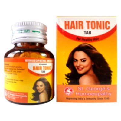 St George Hair Tonic Tab for Healthy Hair
