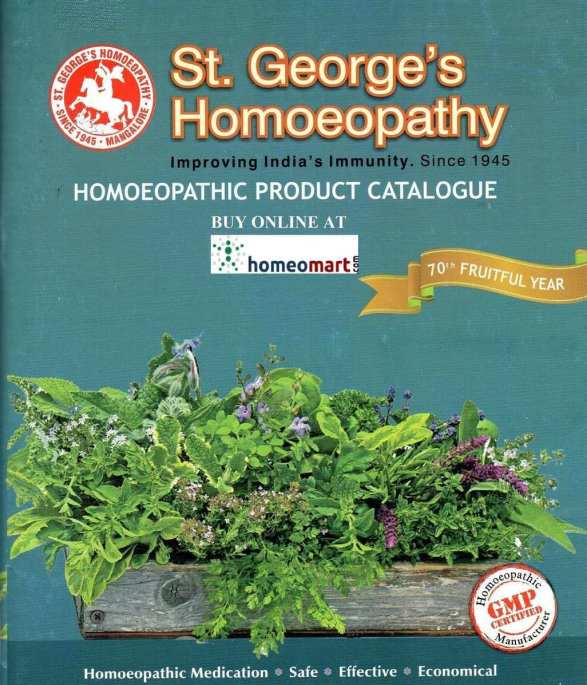 St George's homeopathy balmatta mangalore. Dr.Zacharia's