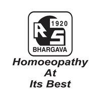R S BHARGAVA Homeopathy Company Logo