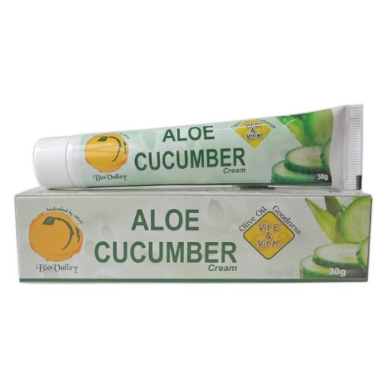 Bio Valley Aloe Cucumber with Goodness of Olive Oil