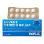 Hevert stress relief - German Homeopathic medicine for tension and anxiety