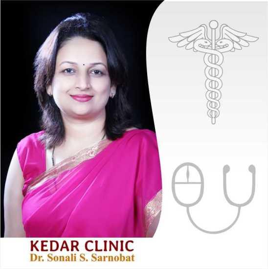Dr.Sonali Sarnobat Homeopath, Online Consultation