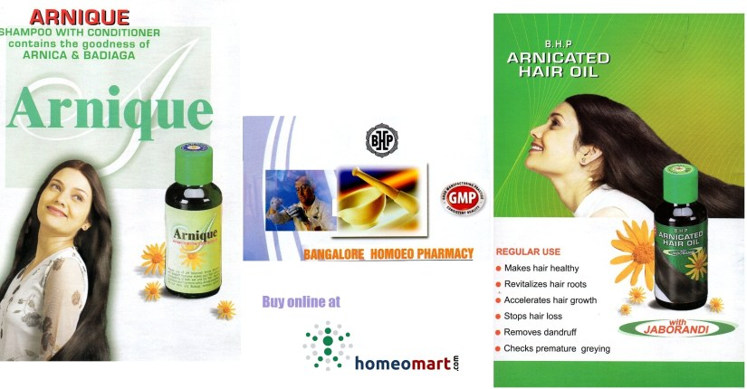 BHP Homeopathic medicines and products