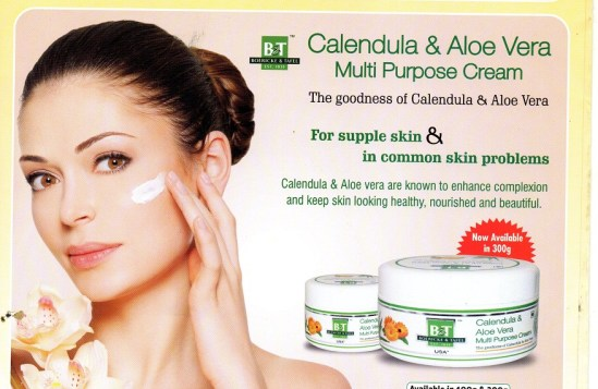 Best Calendula Skin Cream