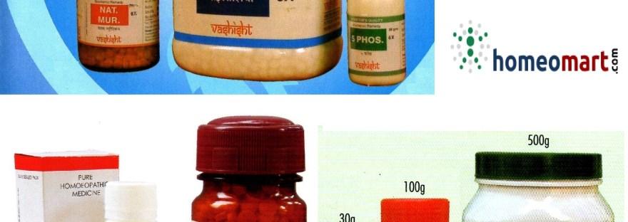 Vashisht Homeopathic Pharmaceuticals Medicines