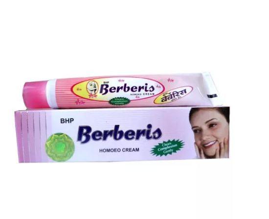 B H P Berberis Homoeo Cream - Excellent Complexion Cream