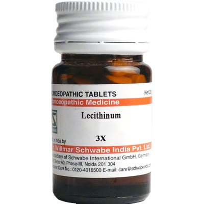 Hoemopathy Lecithinum Tablets for body weakness, fatigue