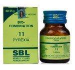 SBL Biocombination 11 (BC11) Tablets for Fever