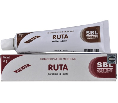 SBL Ruta Anti Inflammatory Ointment for Swelling in Joints
