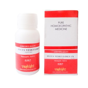 Vashisht Fucus Vesiculosus 1X Mother Tincture Tablets
