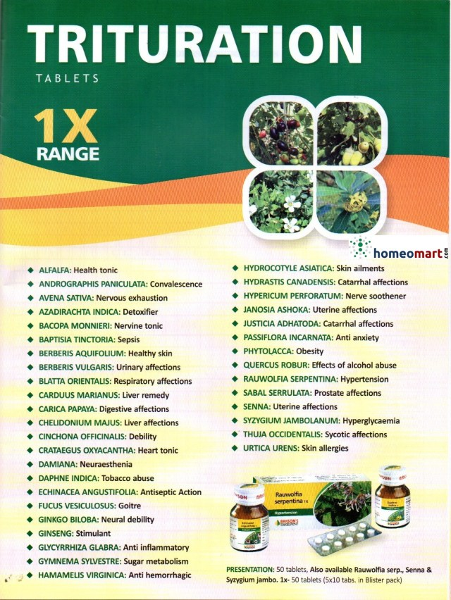 homeopathic-trituration-list-1x-range