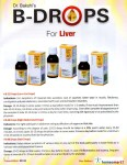 Top Liver medicines in Homeopathy, Bakson B Drops for liver care