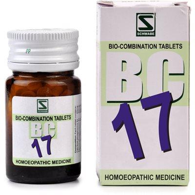 Schwabe Bioplasgen Biocombination 17 for Piles varicose veins hemorrhoids varicosis