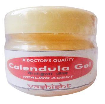 Homeopathic Skin Healer, Vashisht Calendula Gel