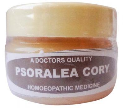 Psoralea Cory Gel for Skin Discoloration as in Vitiligo, Leucoderma, Psoriasis