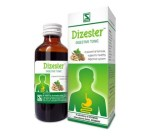 Dizester Digestive Tonic Improves Digestion, Useful in acidity, dyspepsia, bloating, deranged digestion & flatulence, antispasmodic, carminative