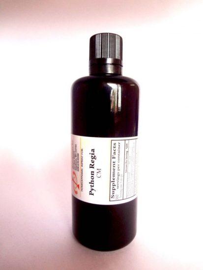 Python Regia Homeopathy Dilution