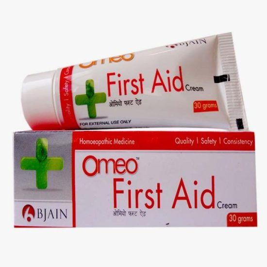 BJain Omeo First Aid Cream