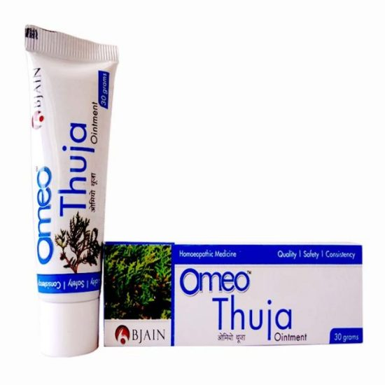 Bjain Omeo Thuja Ointment, 30gms