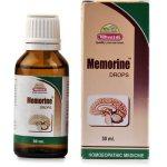 Wheezal Memorine Drops for Improving Memory