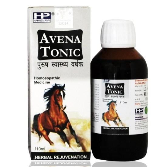 Hahnemann pharma Avena Tonic for men. Rejuvenator