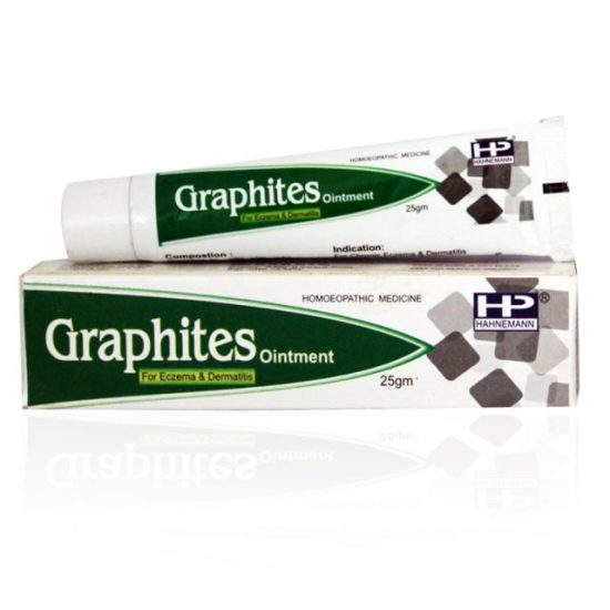 Hahnemann Pharma Graphites Ointment for Skin