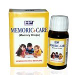 Hahnemann Pharma Memoric Care Drops For Weak Memory