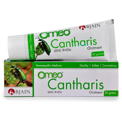 Bjain Omeo Cantharis Ointment, 30gm