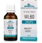 Wheezal WL60 Immunity Drops - Increases the Body Immunity