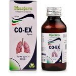 Bhargava Co Ex Syrup for All Types of Cough