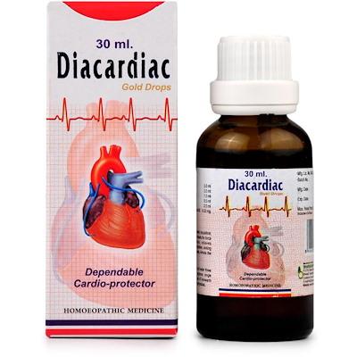 Bhargava Diacardic Drops - Cardio protector