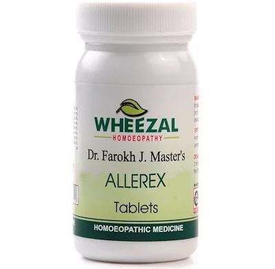 Dr Farokh J M Allerex Tablets for Nasal Allergy, Rhinitis