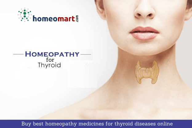 Homeopathy for thyroid diseases hyperthyroidism hypothyroidism