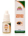 Wheezal Cineraria Maritima Eye Drops Cataract, clouding of eyes, vision loss, corneal opacity, conjunctivitis