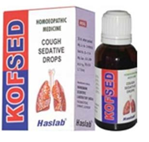 Haslab Kofsed A Cough Sedative Drops