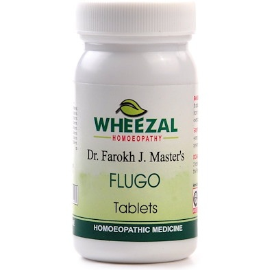 Wheezal Dr Farokh J M Flugo Tablets for Flu