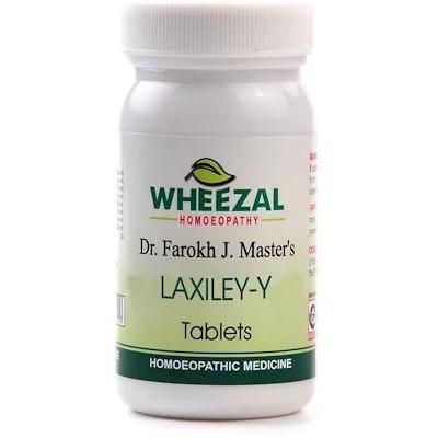Wheezal Dr Farokh J M Laxiley Y Tablets for Constipation