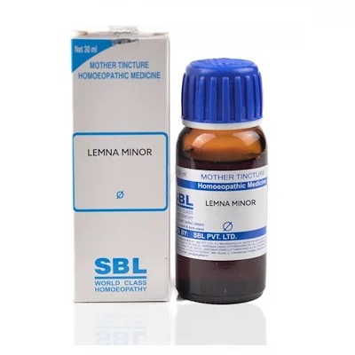 SBL Lemna Minor Homeopathy Mother Tincture Q