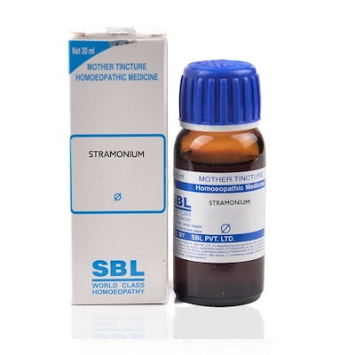 SBL Stramonium Homeopathy Mother Tincture Q