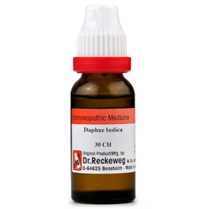 Dr Reckeweg Germany Daphne Indica Homeopathy Dilution 6C, 30C, 200C, 1M, 10M