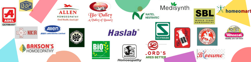 logo list of all homeopathy brands