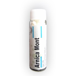 Arnica mont Pills for Bruises, aches & pains