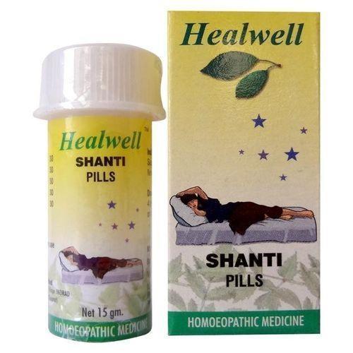 Healwell Shanti Pills for Insomnia