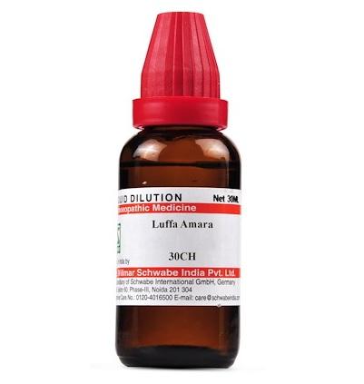 Schwabe Luffa Amara Homeopathy Dilution 6C, 30C, 200C, 1M, 10M