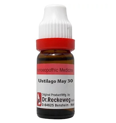 Dr Reckeweg Germany Ustilago Maydis Homeopathy Dilution 6C, 30C, 200C, 1M, 10M